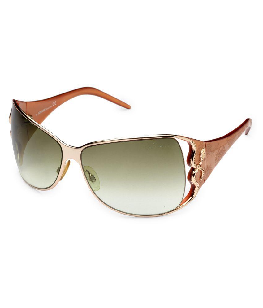 0523df2b55 Roberto Cavalli Grey Oversized Sunglasses ( TIZIO 387S 772