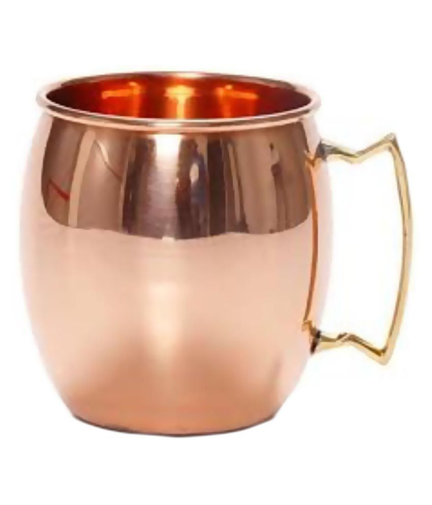 Ml Coffee Creations 1 Copper 270 Pcs Saanvi Mug wkn0OP
