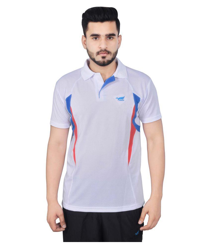 NNN Men's White T-shirt