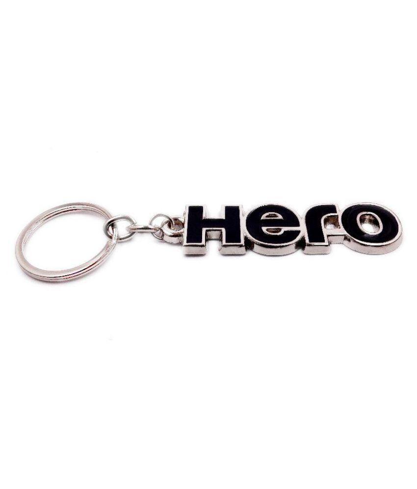 Aditya Traders Classy Hero Bike Designer Metal Keychain