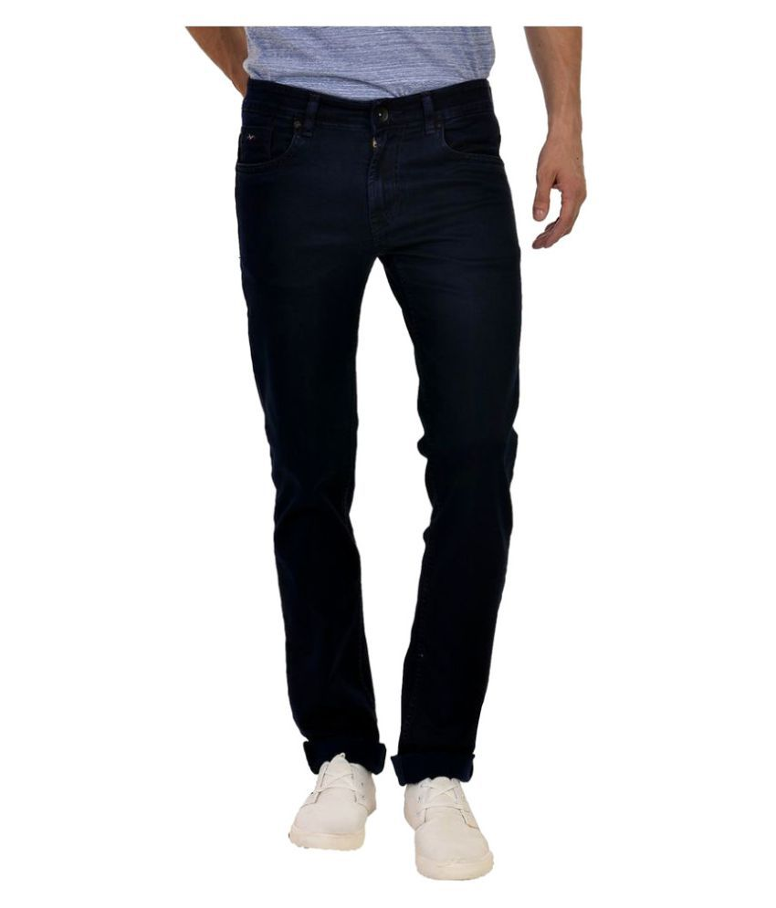 Wert Jeans Black Relaxed Solid
