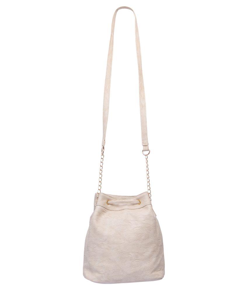 Lychee Bags White Sling Bag - Buy Lychee Bags White Sling Bag ...