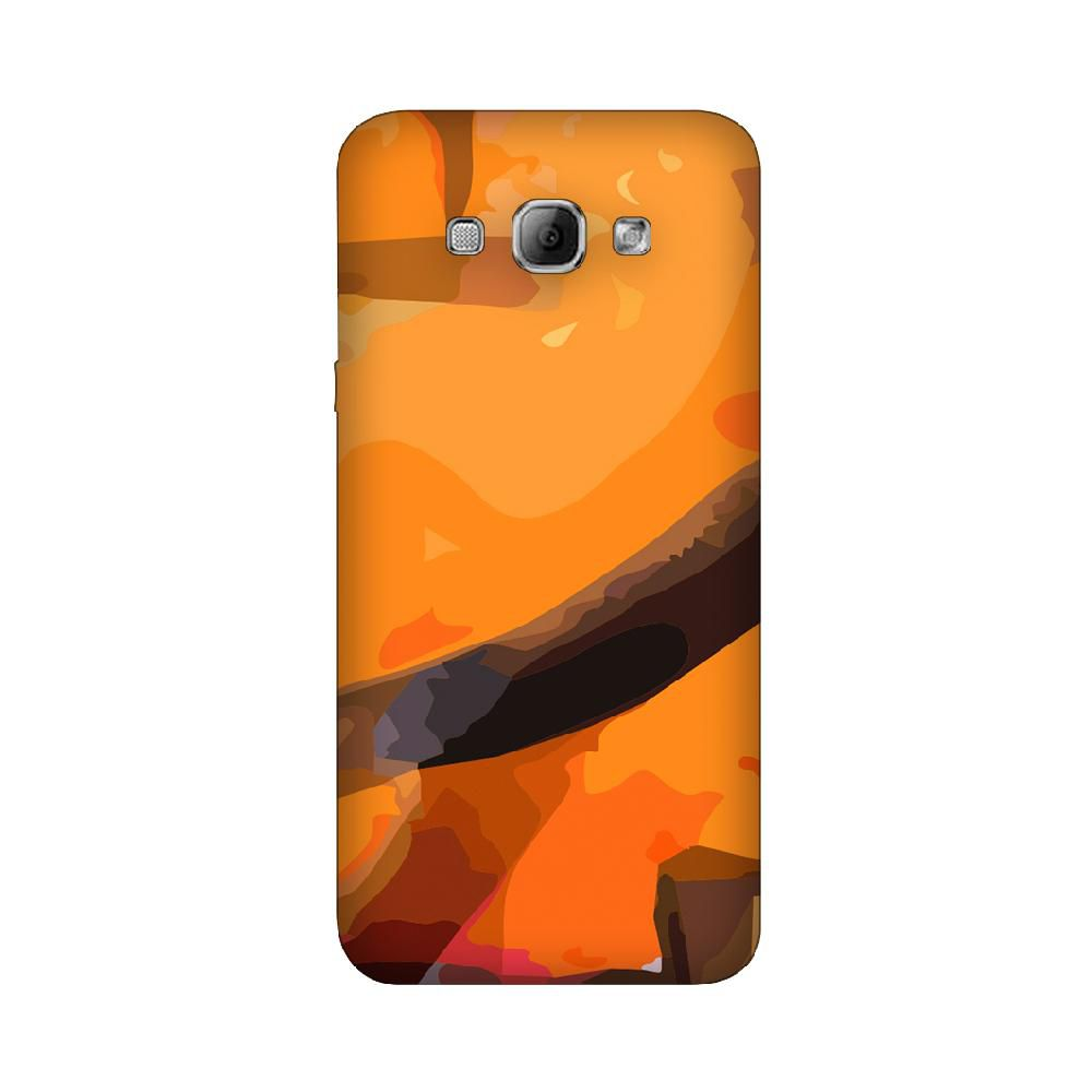 Samsung Galaxy A8 Printed Cover By Armourshield
