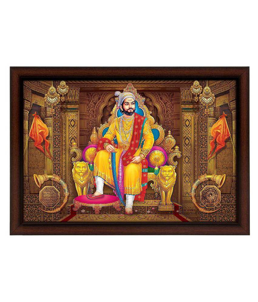 Delight MDF Art Prints With Frame Single Piece