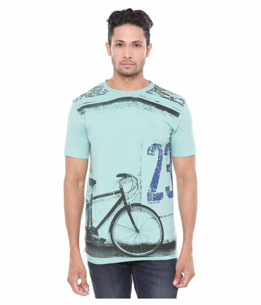 Wexford Green Round T-Shirt