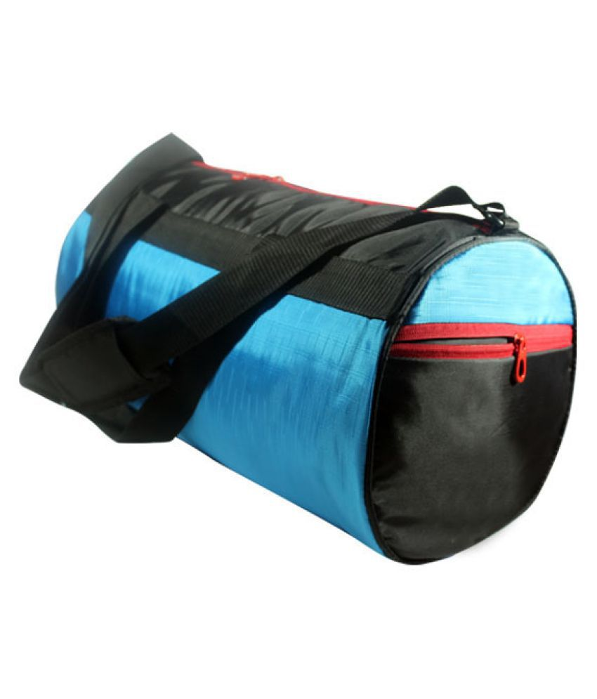 Dolphin Product Blue Gym Bag