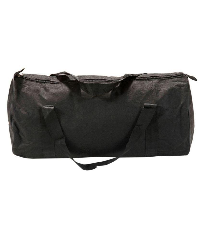 Exhome Black Gym Bag