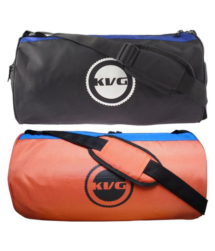 KVG Multicolour Gym Bag