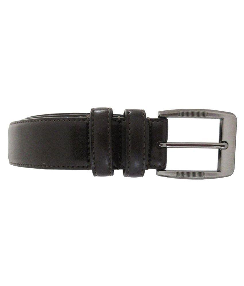 Rotomax Black PU Formal Belts