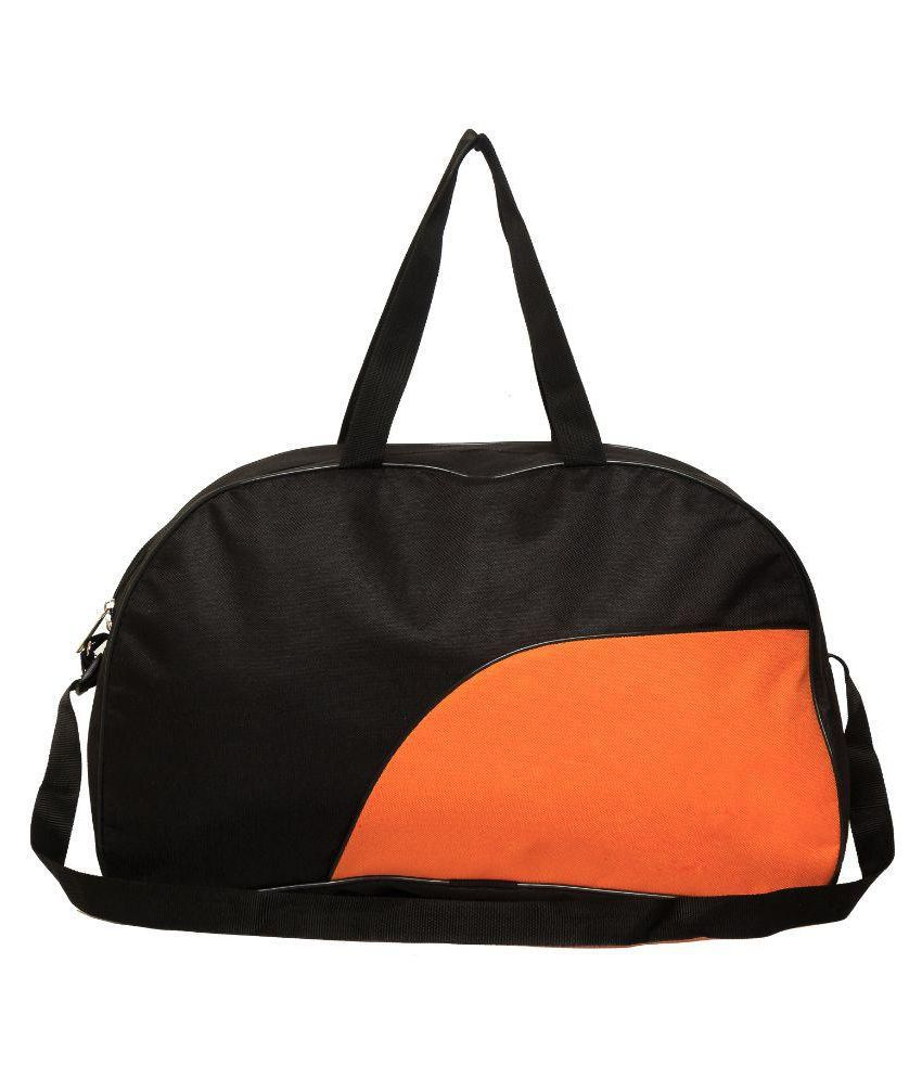 SSTL Multicolour Gym Bag