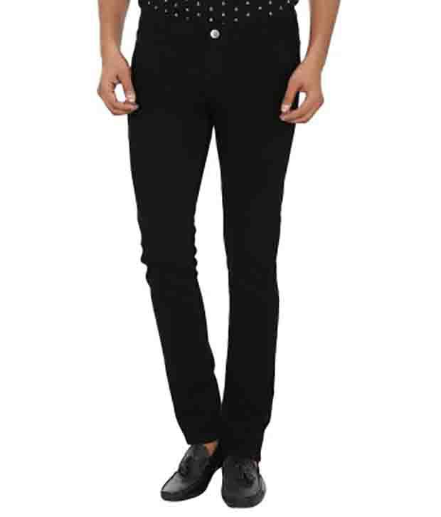 Ben Carter Black Slim Solid