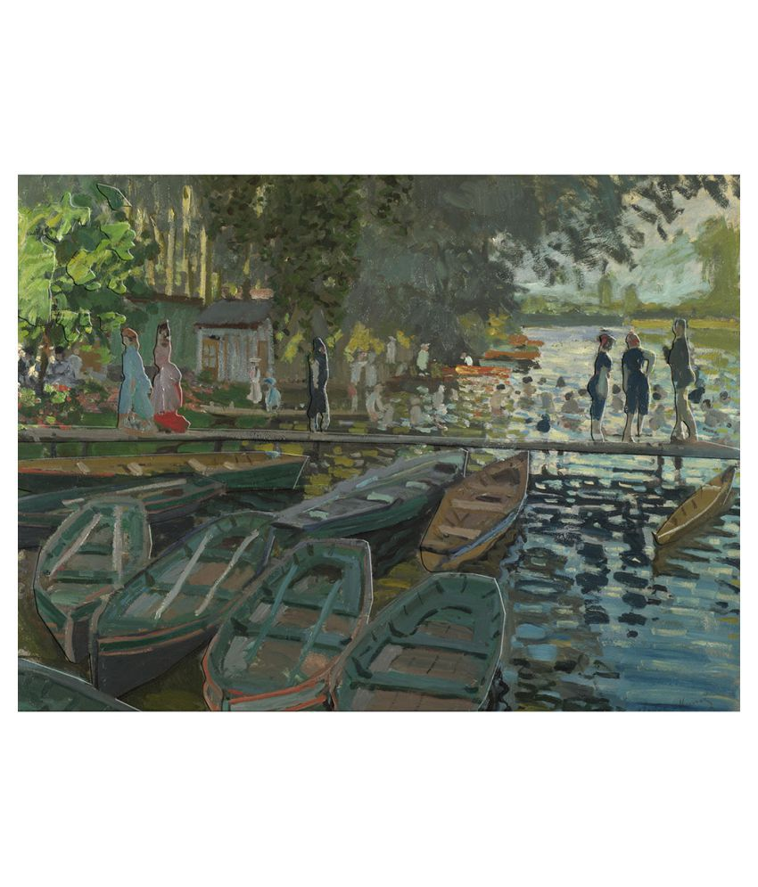 LaaNeo Canvas Art Prints Without Frame Single Piece