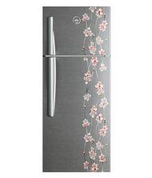 Godrej 261 LTR RT EON 261 P3.4 Double Door Refrigerator Silver Meadow