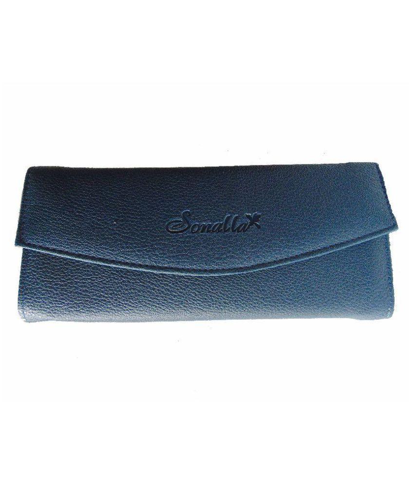 Alive Blue Wallet