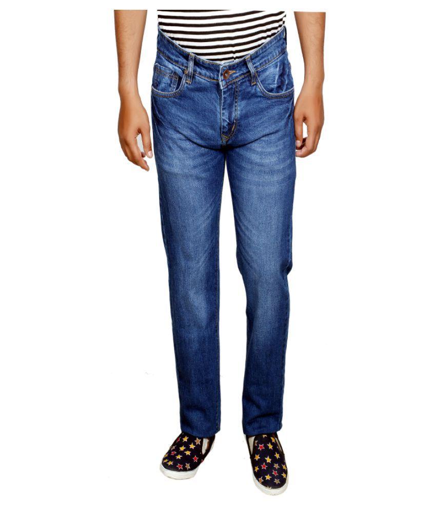 Pepe Jeans Light Blue Slim Washed