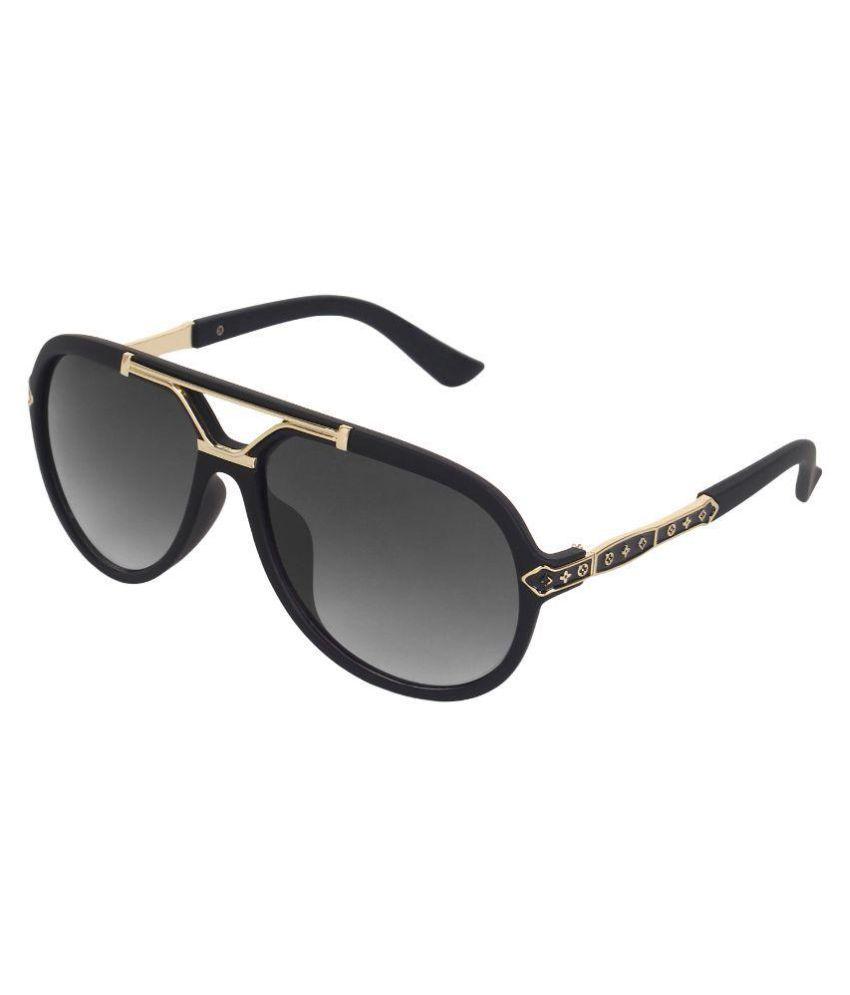 Black Oversized Sunglasses  zyaden black oversized sunglasses zyaden black oversized