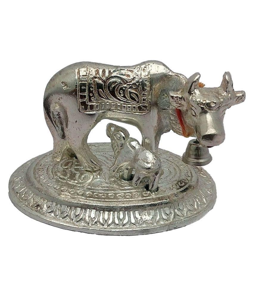 Art N Hub Nandi Pindi Aluminium Idol