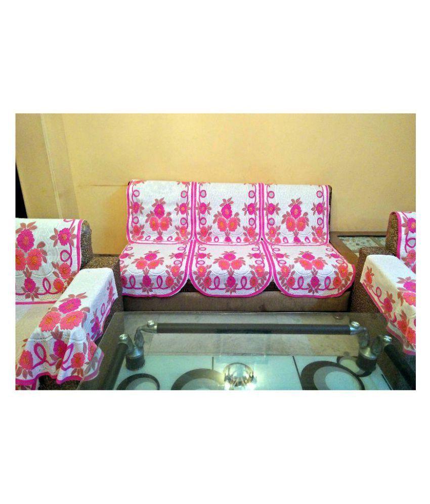 Shc 5 Seater Others Set Of 12 Sofa Cover Set Buy Shc 5