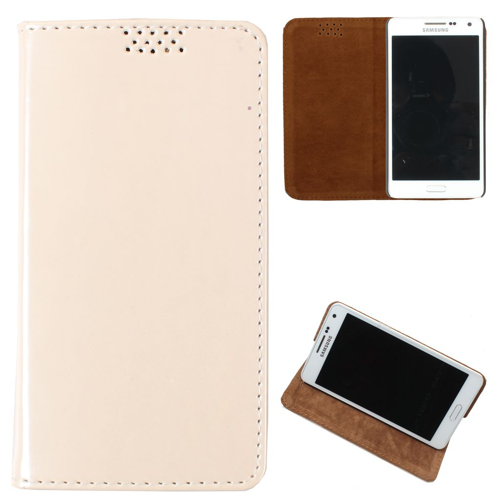 LG Optimus L7 P705 Flip Cover by DooDa - Brown