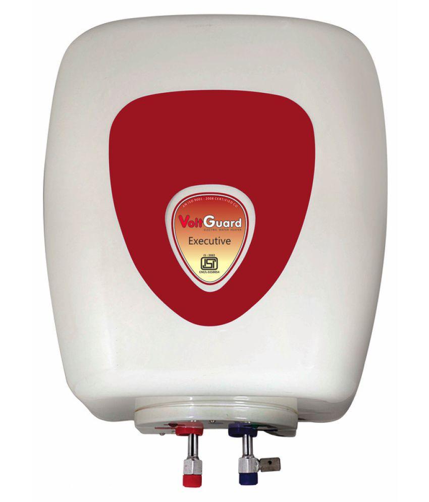 Voltguard 10 Ltr Instant 3 KVA Water Heater Executive