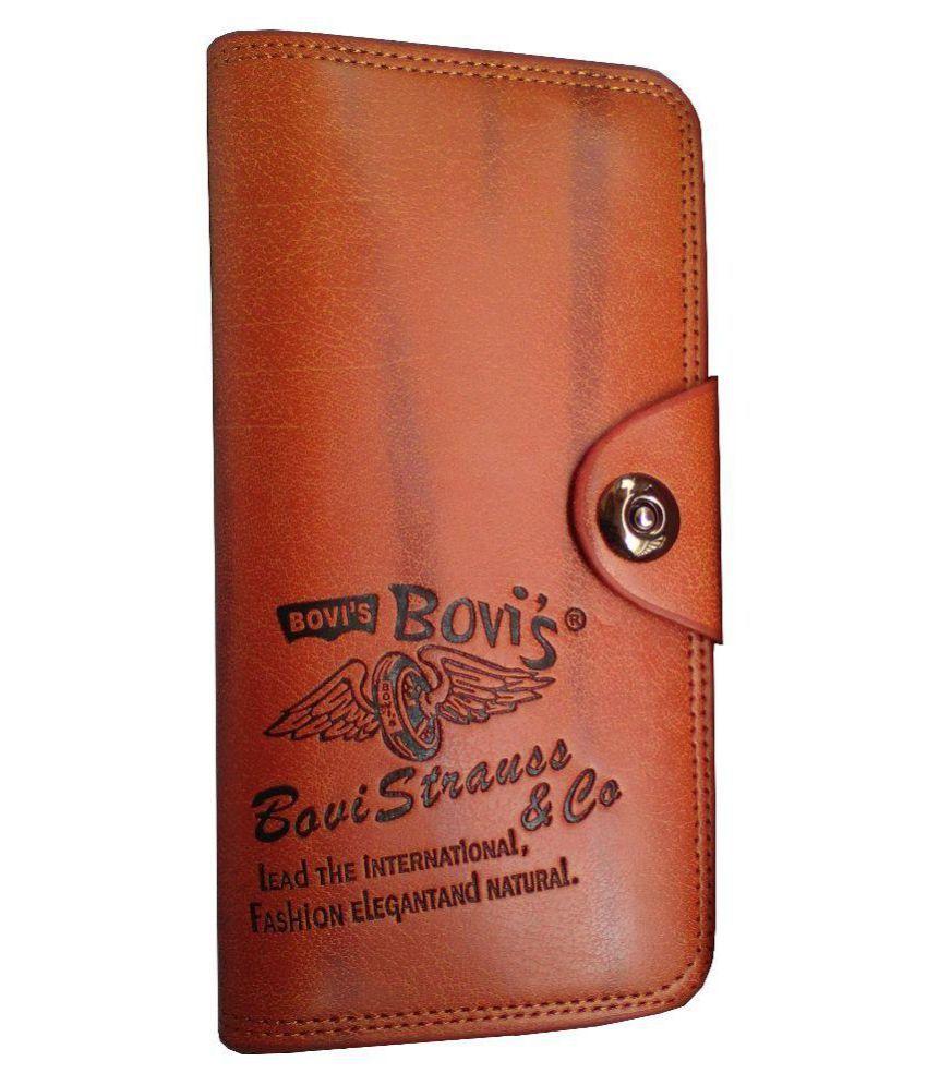 Bovi's Brown Wallet