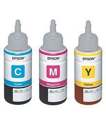 Epson Tricolor Ink Single