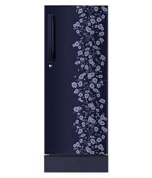 Haier 195 Ltr 5 Star HRD-2157PBD-R Single Door Refrigerator Blue