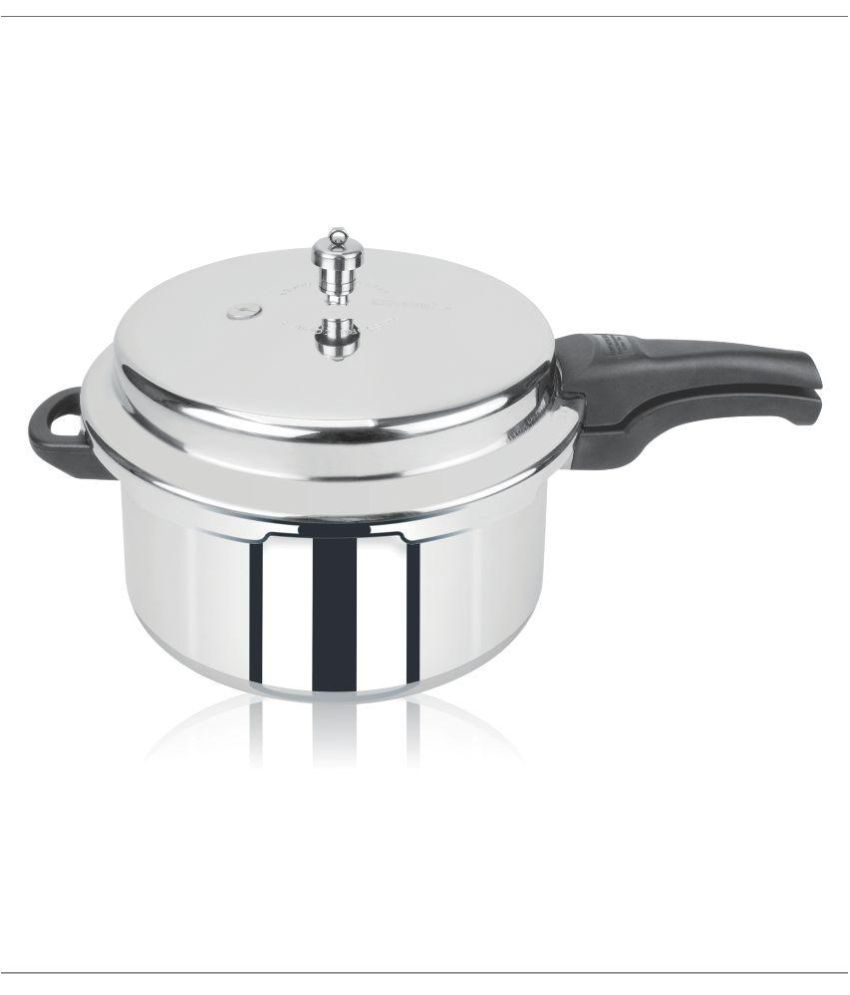 Trinity Outer Lid Pressure cookware 7.5 Litre 7.5 Aluminium OuterLid Pressure Cooker