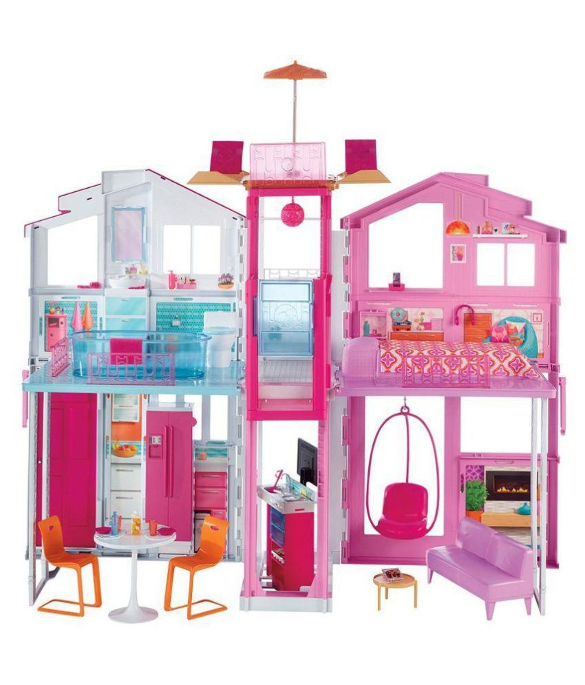 Pictures Of Barbie Doll Houses Wallpaper Sportstle