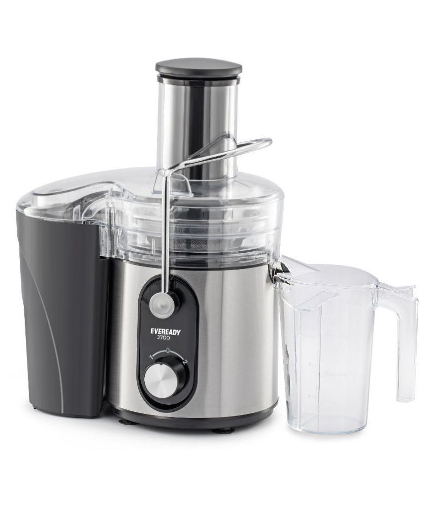 Prestige Slow Juicer Review : Eveready J700 Slow Juicers Black Price in India - Buy Eveready J700 Slow Juicers Black Online on ...
