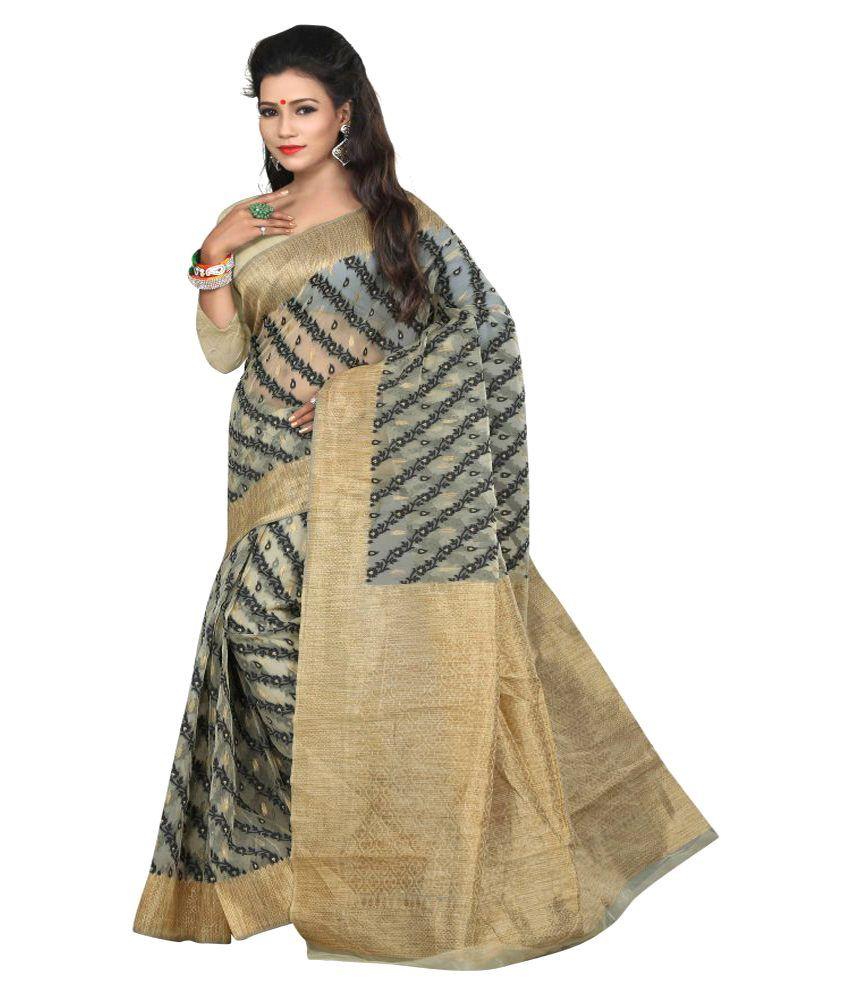 Jay Fashion Multicoloured Banarasi Silk Saree