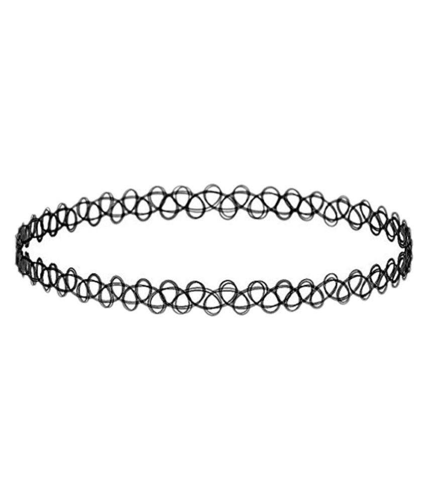 Mangal Black Necklace