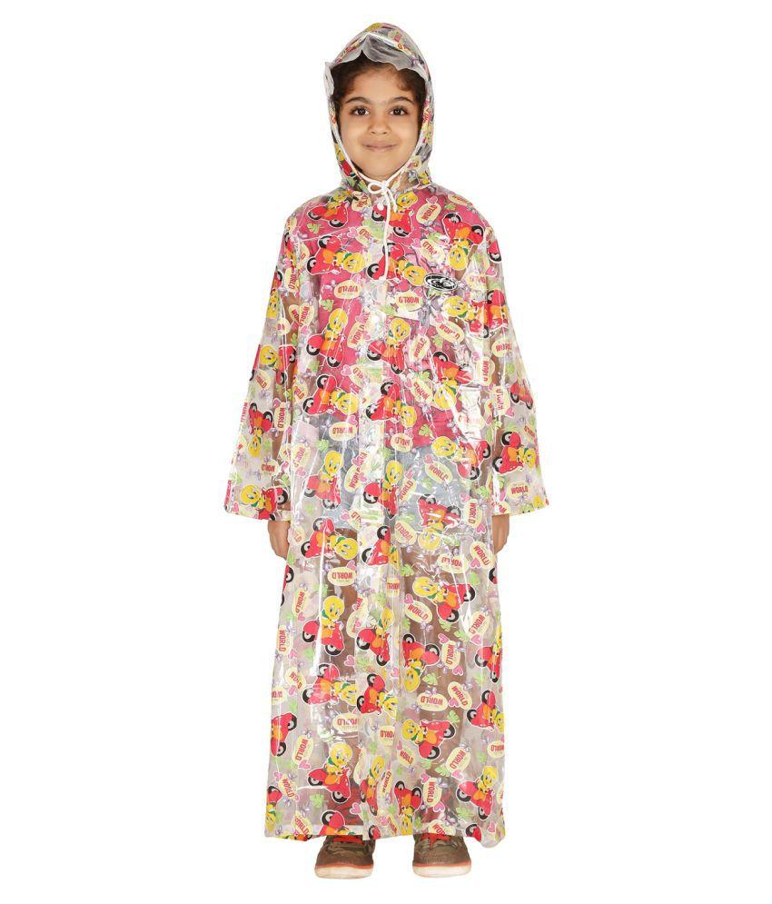 Zeel Multicolor Polyester Coats