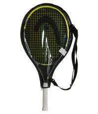 Head Flexible Aluminium Tennis Racquet MultiColour