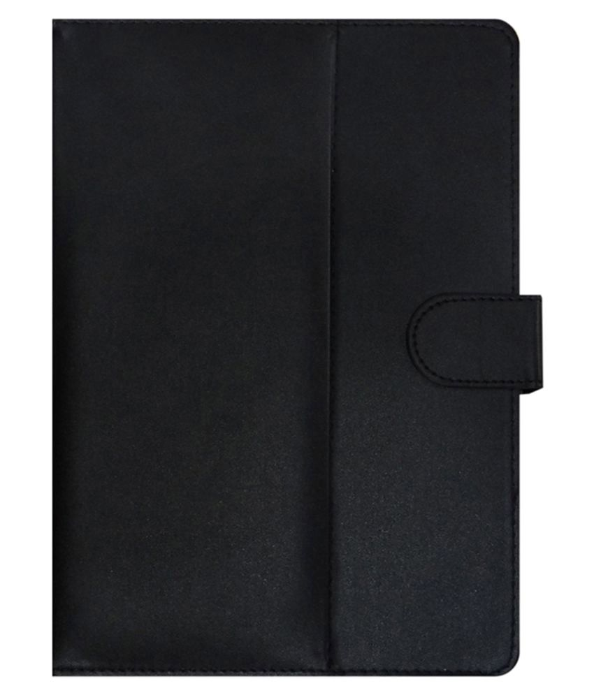 Acer Iconia One 8 Flip Cover By ACM Black