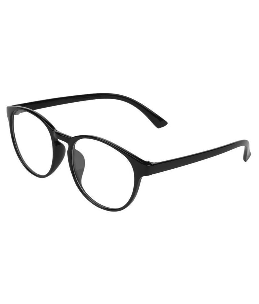 932ae476915 Zyaden Black Round Spectacle Frame FRA197 - Buy Zyaden Black Round Spectacle  Frame FRA197 Online at Low Price - Snapdeal