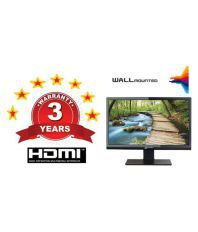 Micromax MM215BHDMI 54.6 cm(21.5) Full HD LED Monitor
