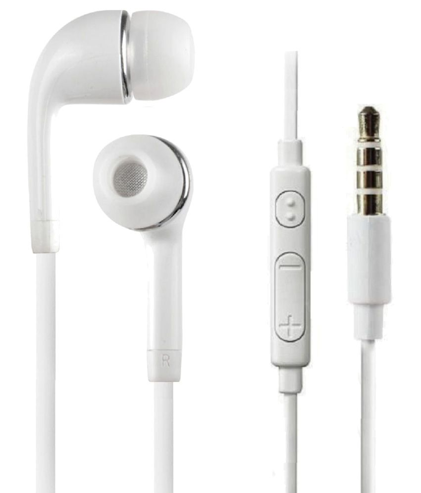 Fjck Yr-yl In Ear Wired Earphones With Mic White Snapdeal Rs. 99.00