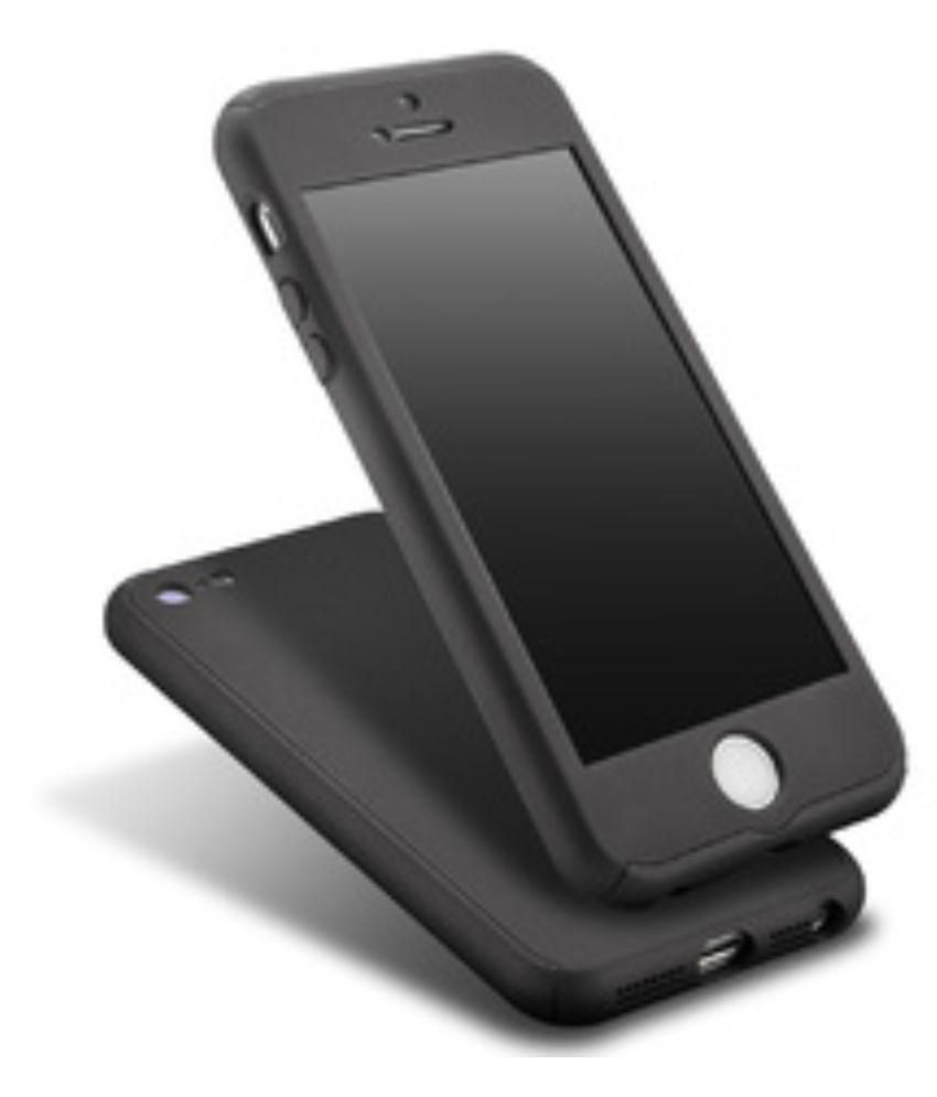 925972081e6761 Apple iPhone 4S Cover by Accworld - Black - Plain Back Covers Online at Low  Prices