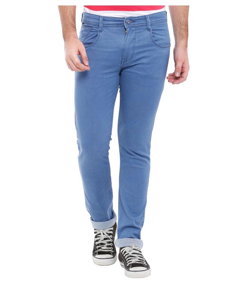 Parx Blue Slim Solid