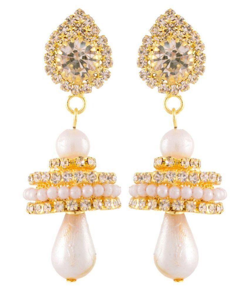 Nxt Gen Golden Drop Earrings