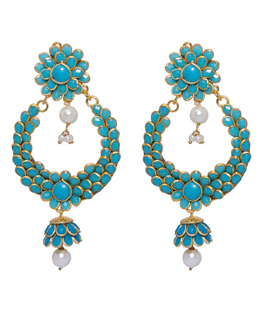 Kiran Turquoise Earrings