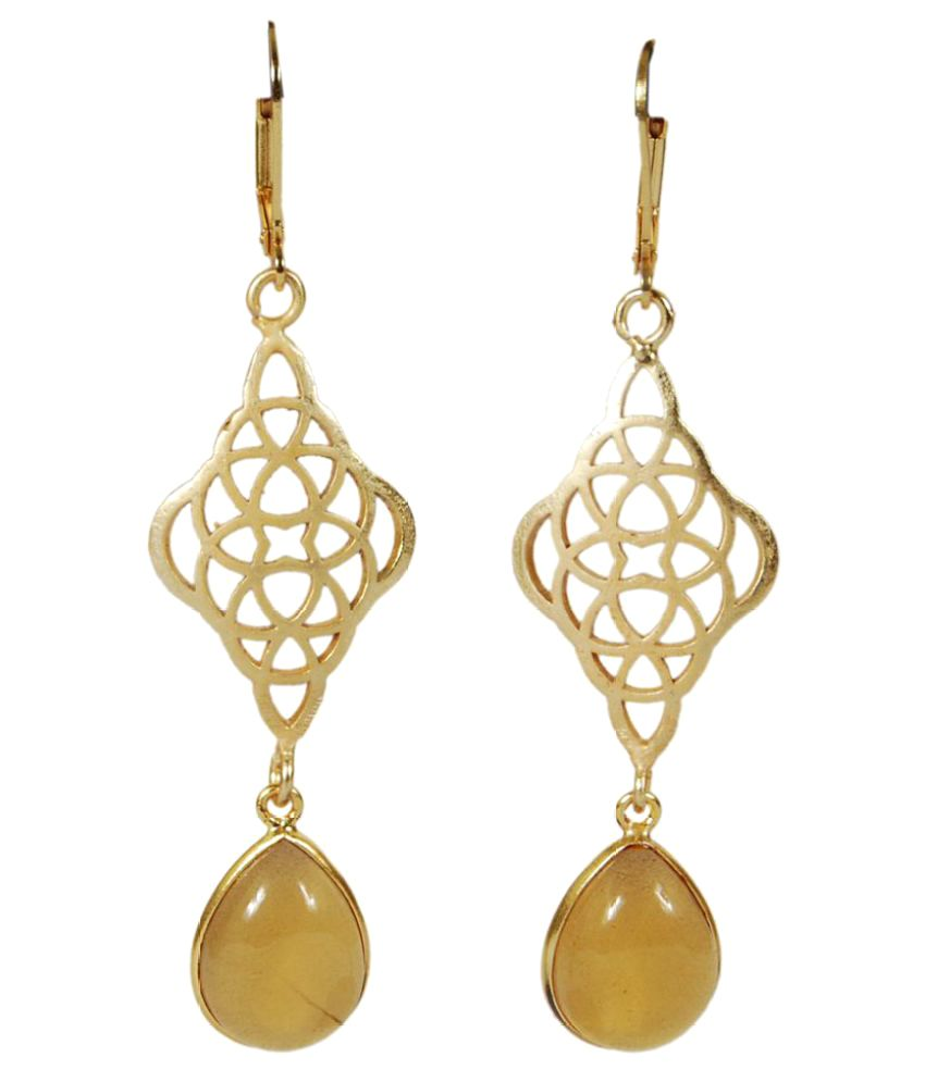 Studio B40 Golden Earrings