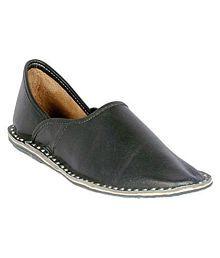 Rajsahi Black Designer Shoe