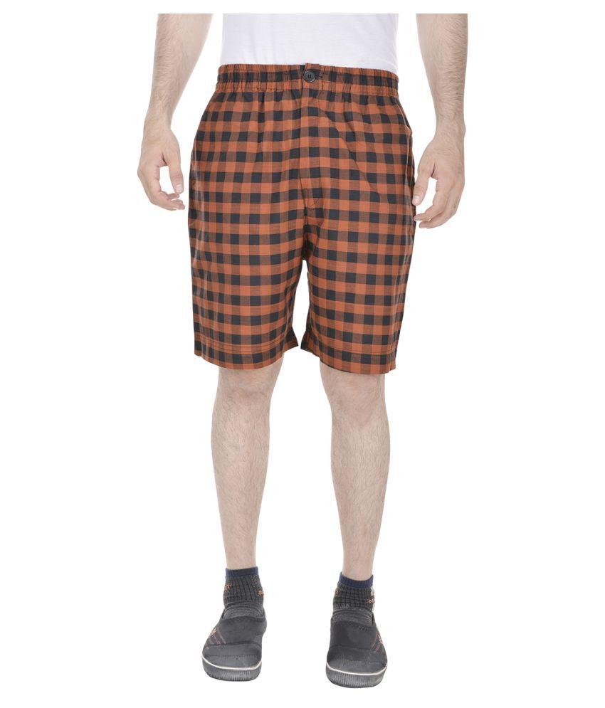 Fab Rajasthan Multi Shorts Single