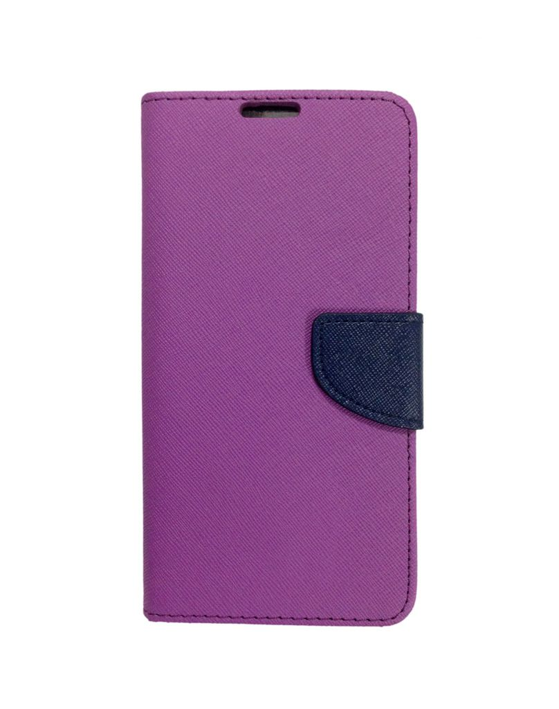 first rate 660be e3c06 Samsung Galaxy On5 Pro Flip Cover by MHUB - Pink