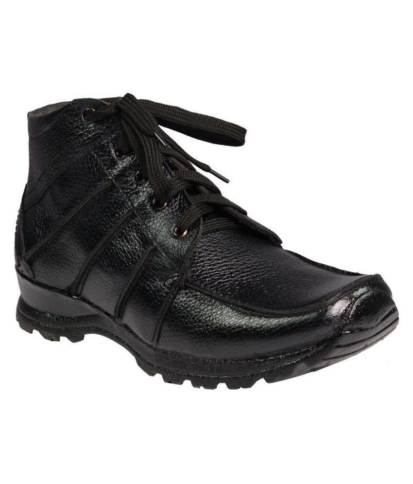 Dk Shoes Black Casual Boot