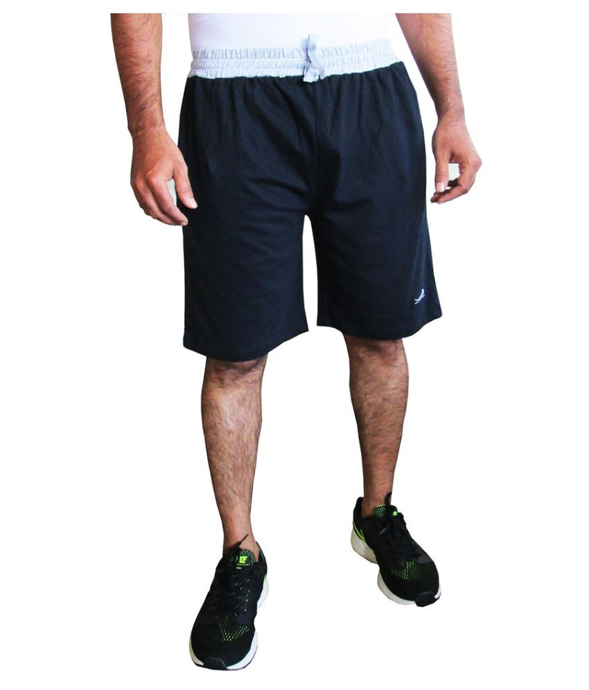 ELK Black Shorts