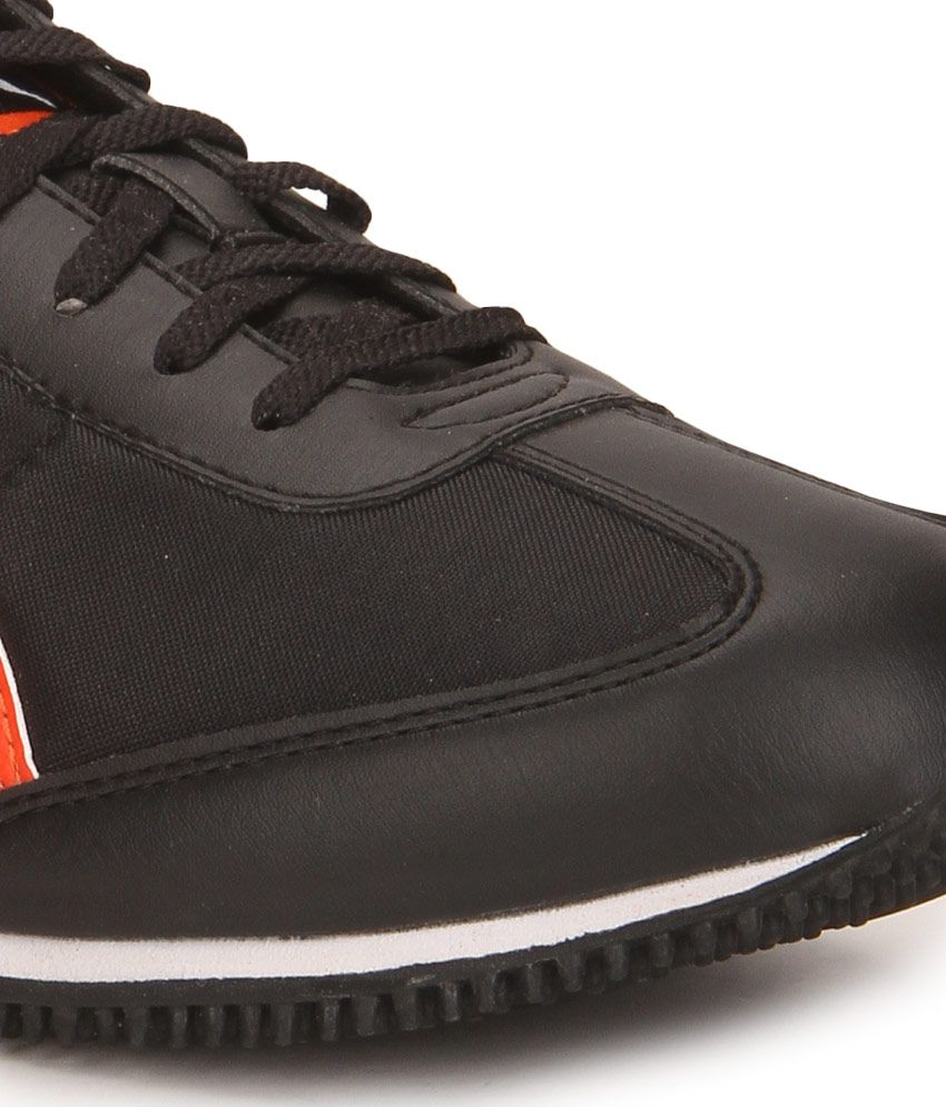 120d3e54939d Puma Velocity Tetron II DP Black Casual Shoes - Buy Puma Velocity Tetron II  DP Black Casual Shoes Online at Best Prices in India on Snapdeal