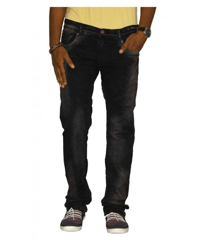 Jugend Black Slim Washed